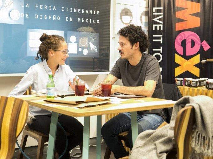Mariana Aguilar y Antonio Vilches