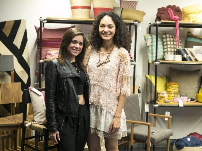 Sara Cherem y Sarahí Carrillo