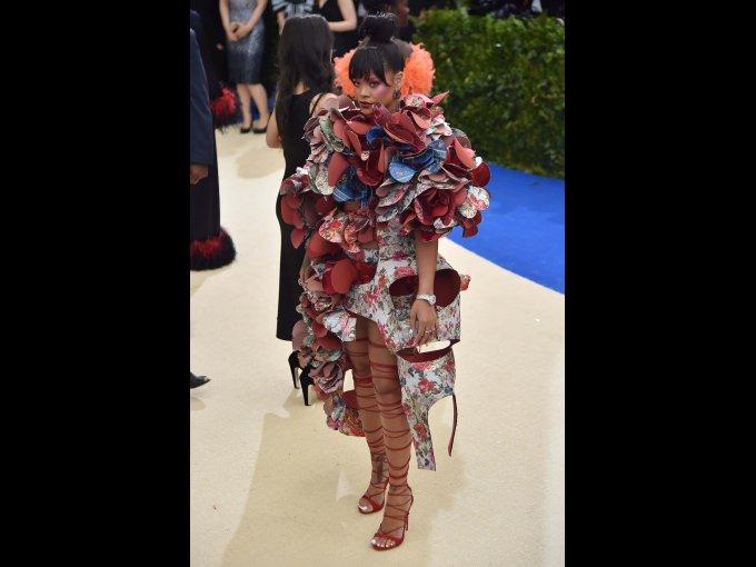 Rihanna/ Comme des Garçons