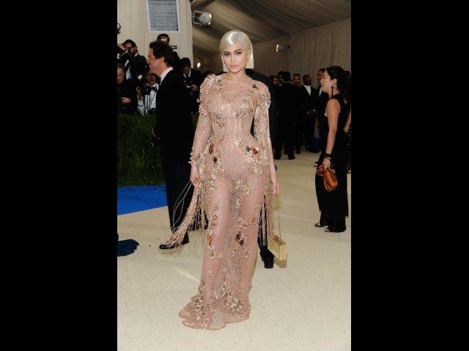 Kylie Jenner/ Versace