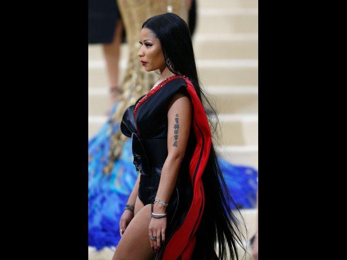 Nicki Minaj/ H&M