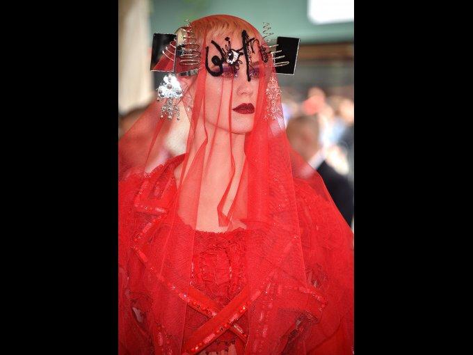 Katy Perry /Maison Margiela
