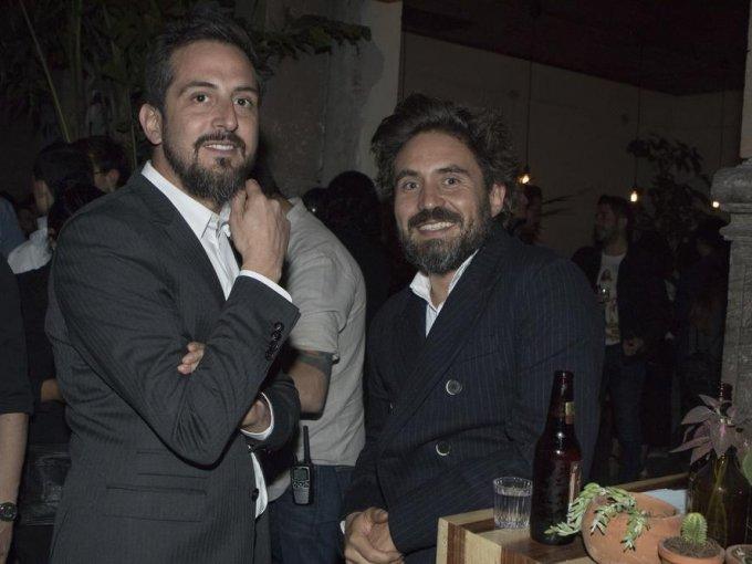 Carlos Zedillo y Pepe Islas