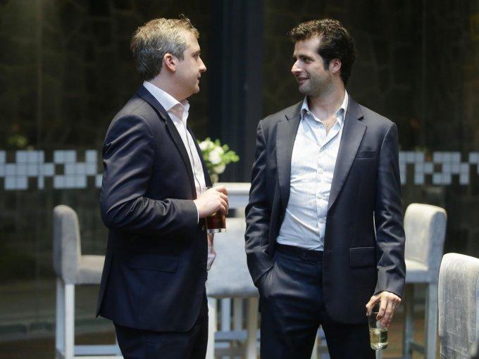 Ariel Blumenkranc e Íñigo Martínez Gil