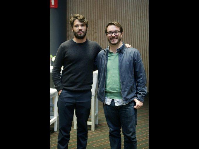 Philippe Cahuzac y Rodrigo Suárez