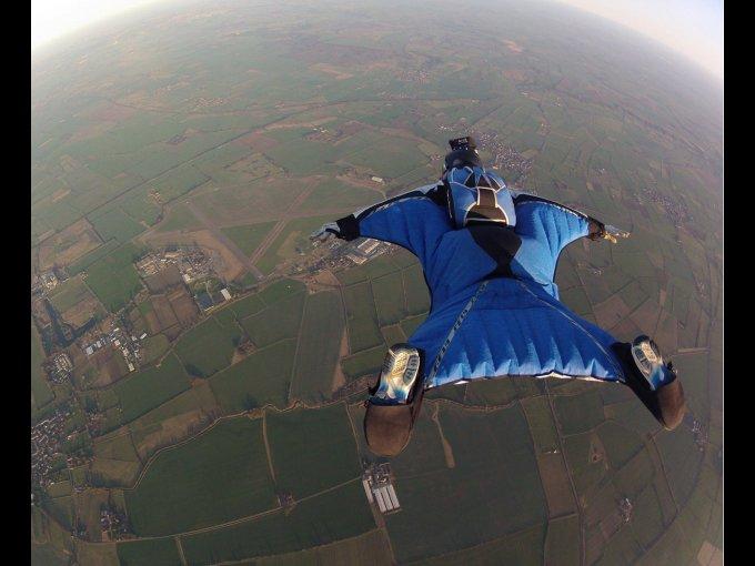 Wingsuiting