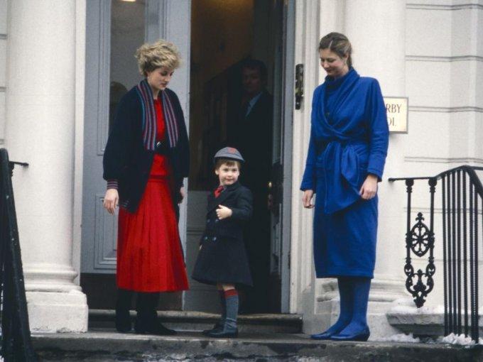 El príncipe William