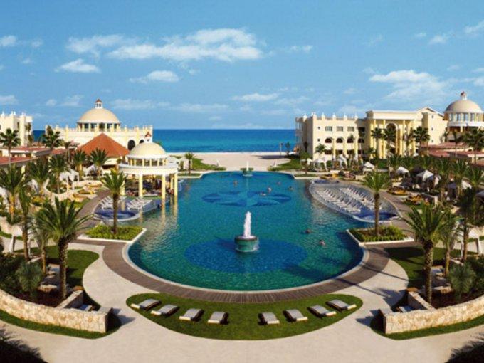 Grand Hotel Paraíso, Playa Paraíso México