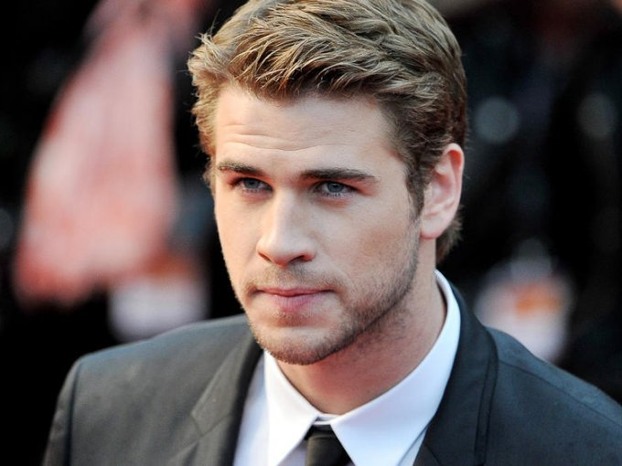 Liam Hemsworth: Convencido por uno de sus compañeros en 'Los Juegos del hambre', Liam también lleva una dieta vegana, ya que, al informarse más de ella decidió que era lo mejor para su salud.