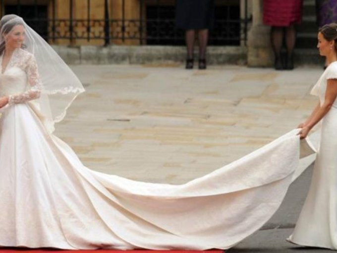 Kate Middleton, 400 mil libras esterlinas