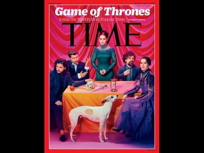 Está por llegar la séptima temporada de Game of Thrones, y para celebrarlo el elenco participó en una sesión de fotos para la revista Time. El tema es psicodélico, y las imágenes fueron capturadas por el lente de Miles Aldrige en los estudios de Londres y Los Ángeles.  No te las pierdas: