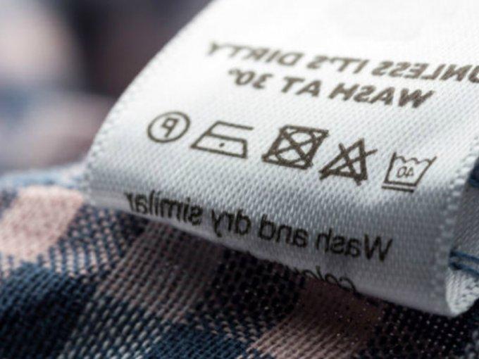 Cada prenda tiene un cuidado especial recomendado pero a veces no conocemos qué significan los símbolos de las etiquetas. Por fin, aquí los tienes.