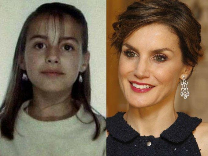 Esta es la transformación de la Reina Letizia de España