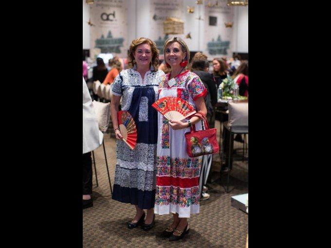 Patricia Rey y Patricia Sesma