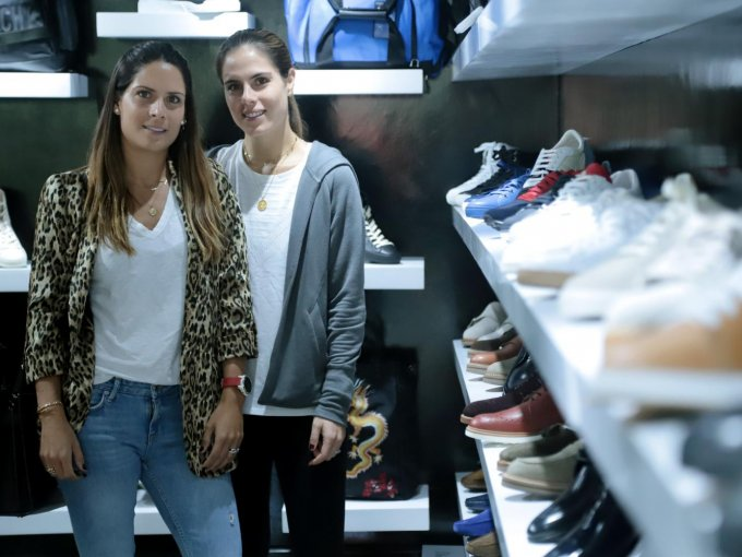 Ana Paula Betanzo y Fernanda Martí
