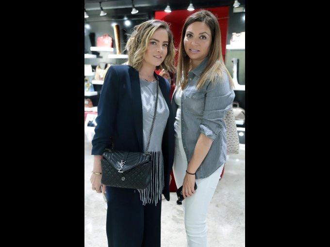 Anahí Olea y Fernanda Díaz