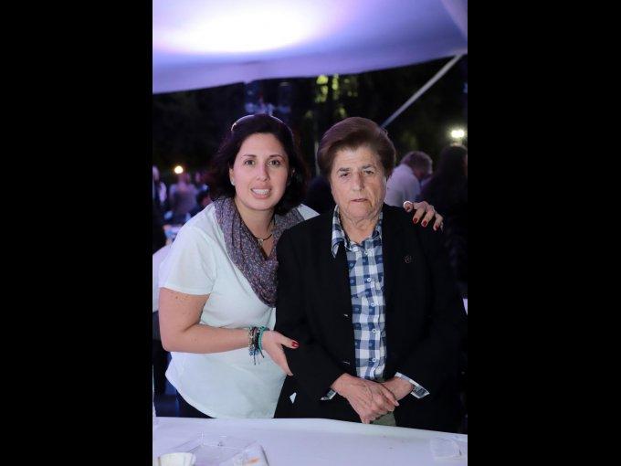 Adriana Rocillo y Sor Salud Conde Nieto