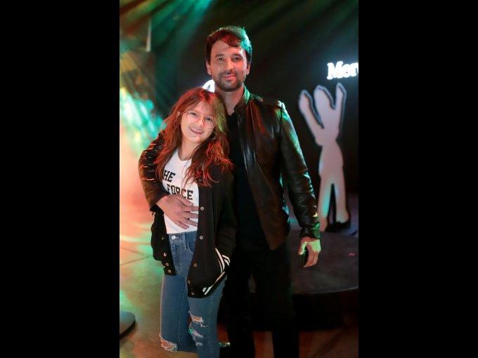 Kimori y Cory Crespo