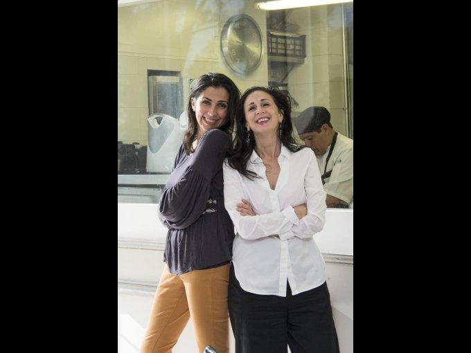 Elena Videgaray y Lucero González