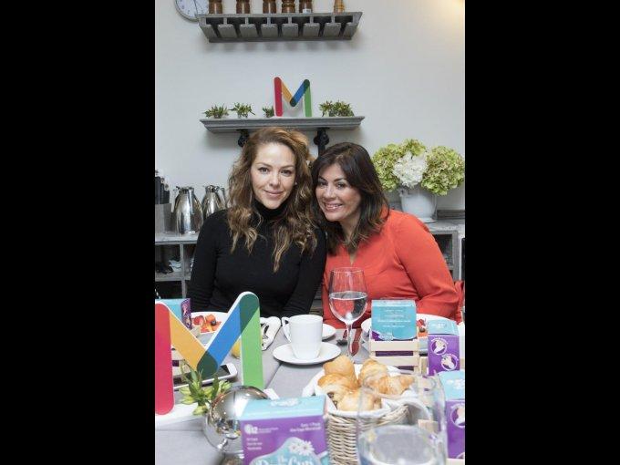 Erika de la Rosa y Karla Lara