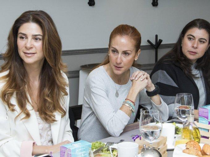 Jessica Pliego, Asmira Reguera e Irene García
