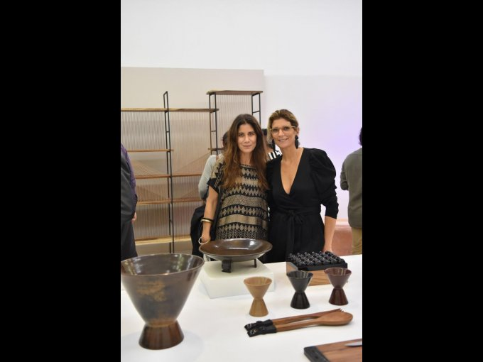 Maggie Galton y María Hagerman