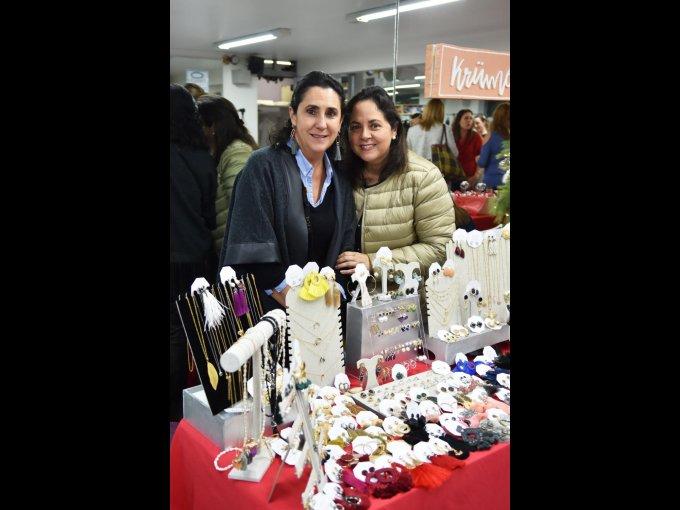 Valeria Natanowicz y Leticia Cabrera