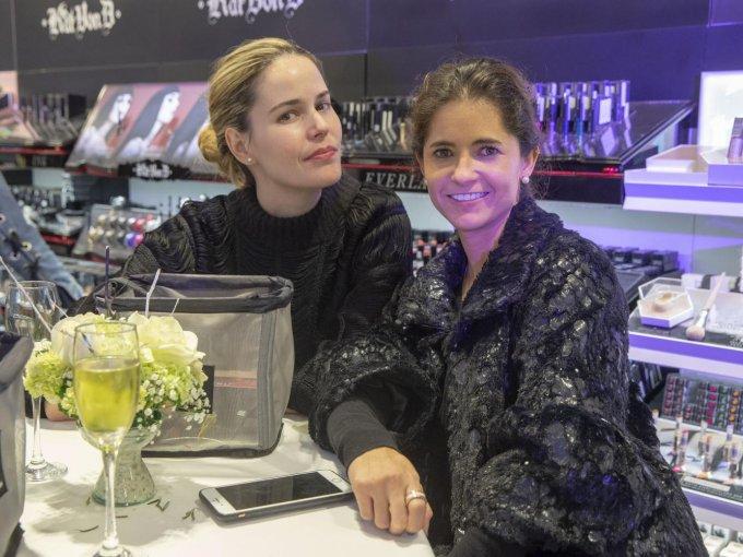 Ariadna Pérez y Estefanía Coudurier