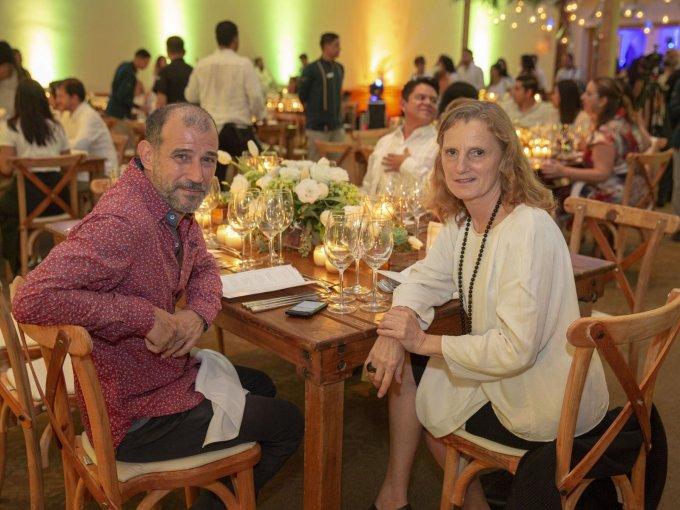 Miguel Utray y Frida Dan