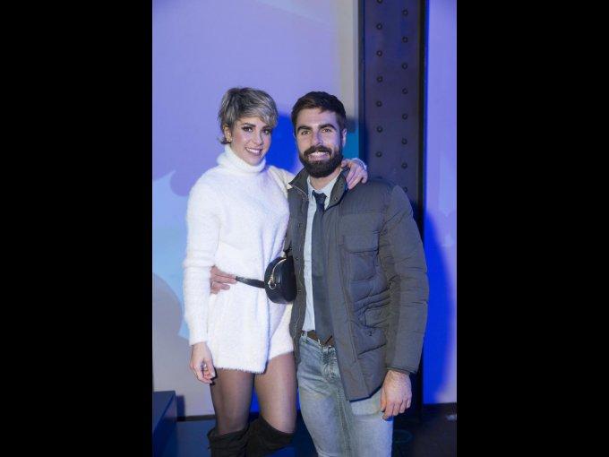 Regina Murguía y Marco Tostado