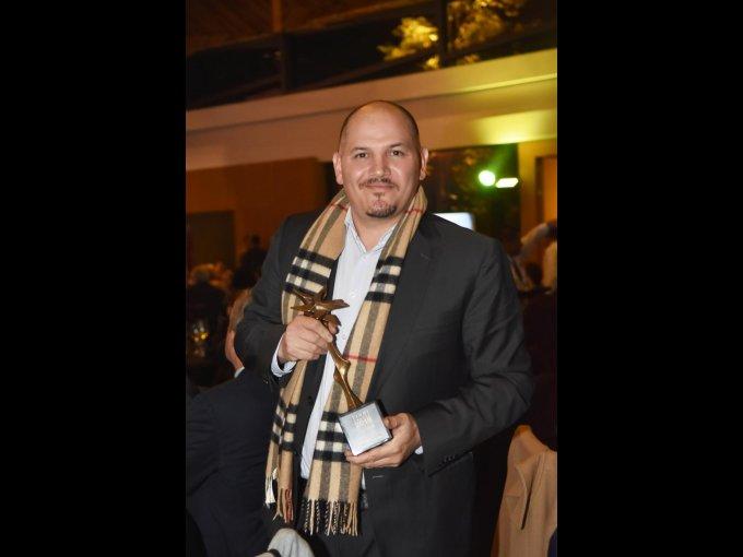 El chef Eduardo García, del restaurante Máximo Bistrot Local