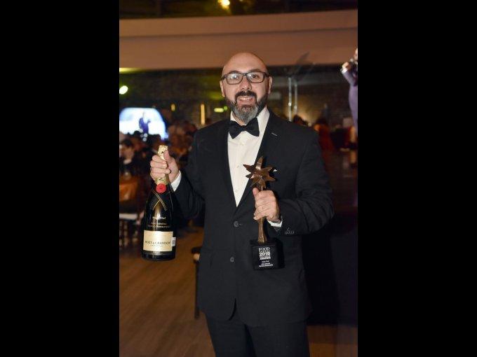El chef Alan Sánchez, de Barroco Restaurante