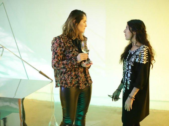 Diana y Violeta Chapela