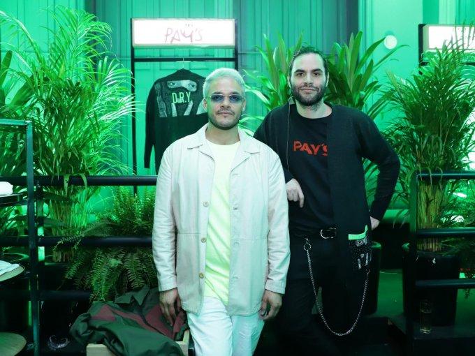 Raúl Rojo y Manolo Martínez de Pay's