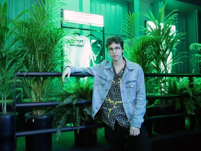 El diseñador Esteban Tamayo