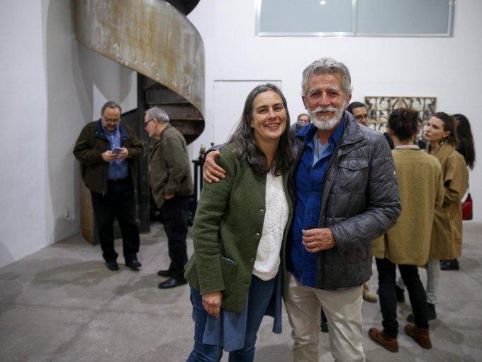 Carolina Escalante y Paco Macías Velasco