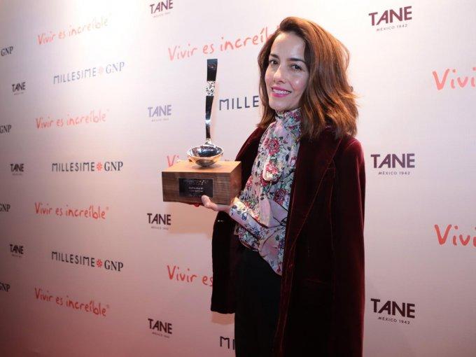 Cecilia Suárez, premio a las Artes Escénicas