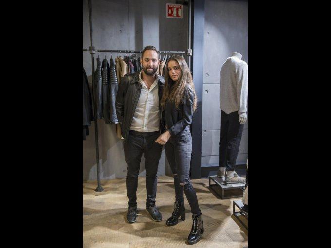 Patricio Vargas y Lorena Alvarado