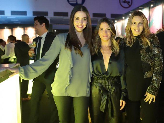 Giovanna Kuri con Lana y Tamara Ovadía