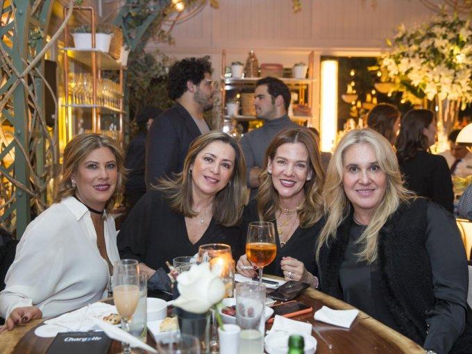 Mónica Grajales, Jimena Quintana, Gaby Almada y Cyntia Yunes