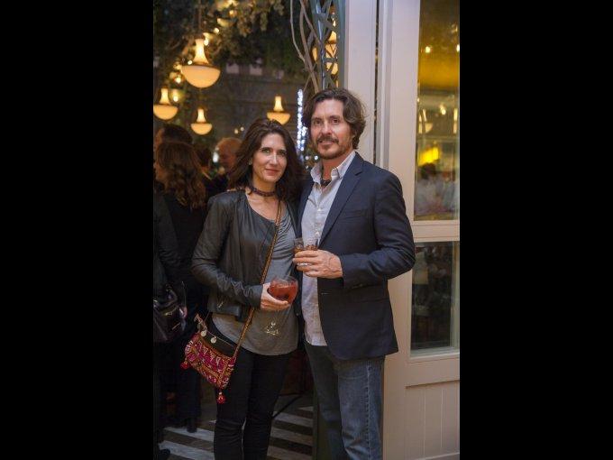 Arianne y Pablo Ferrer
