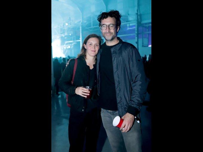 Anne y Vincent Lemoux