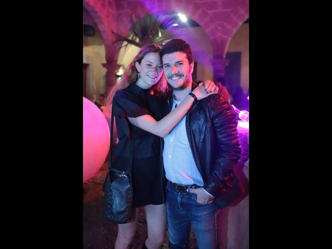 Lorenza Ramos y Rodrigo Mendoza