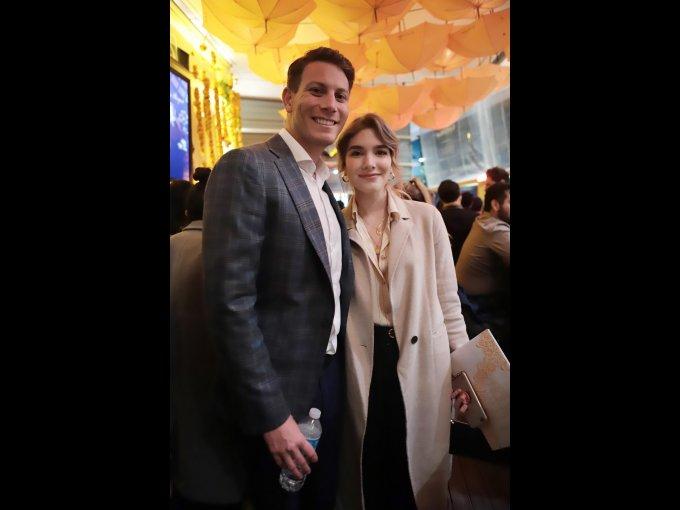 Andrés Mendoza y Luisa Cárdenas