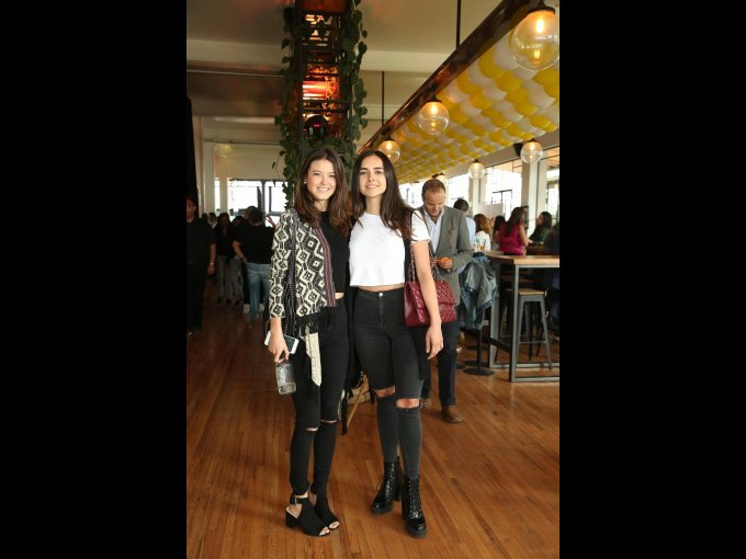 María Fernanda Quevedo y Paulina Bitar
