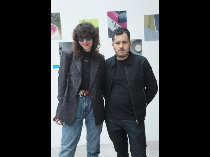 Nayeli de Alba y Manuel Zúñiga