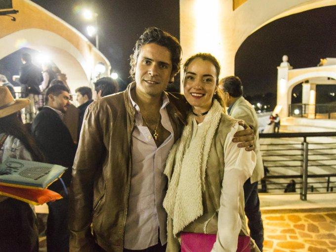 Jely Bombo y Lorena Alcocer
