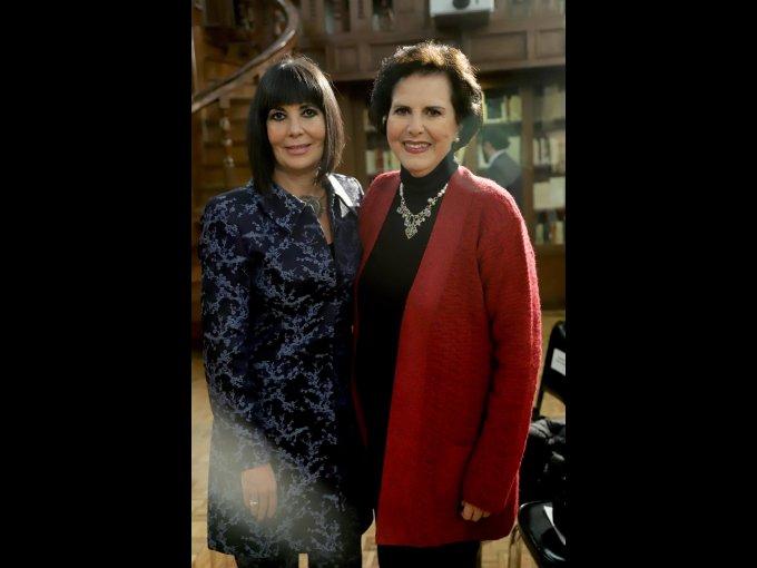 Gina Ureta y Tessie G. Picazo