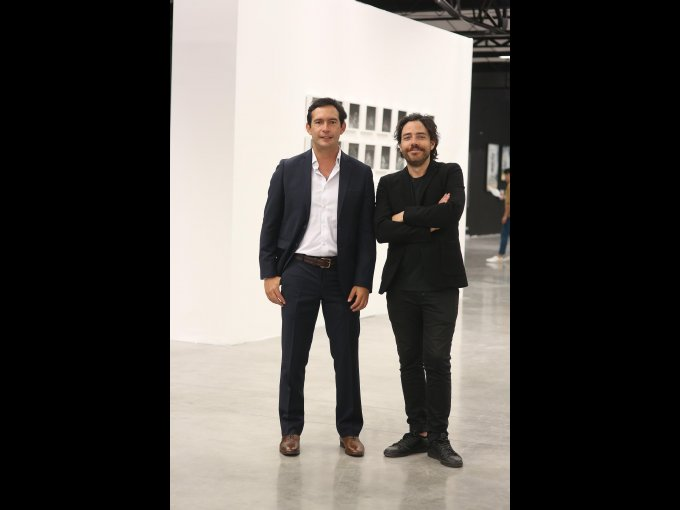 Diego Garzón y Juan Ricardo Rincón