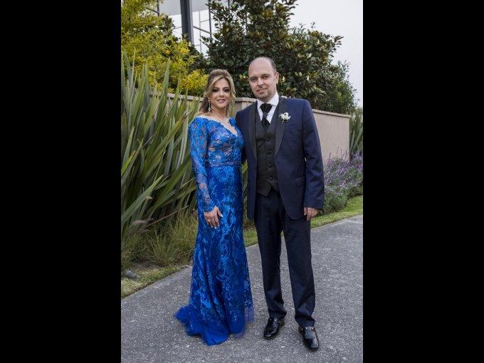 Diana y Jorge Chahin